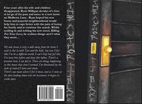 The Author by T. J. Blake book cover