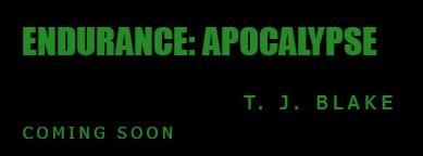 Endurance: Apocalypse - Coming Soon!