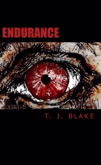 Endurance Cover T. J. Blake