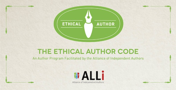ethical author code of conduct
