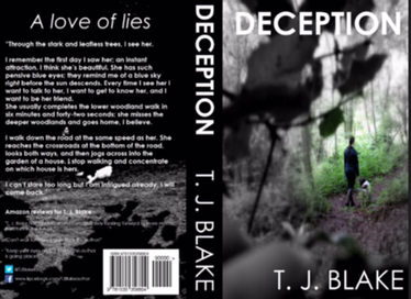 Deception a love of lies book cover