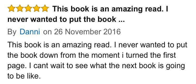 Deception Book Review Amazon