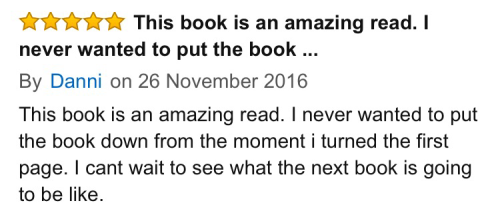 Deception Book Review Amazon