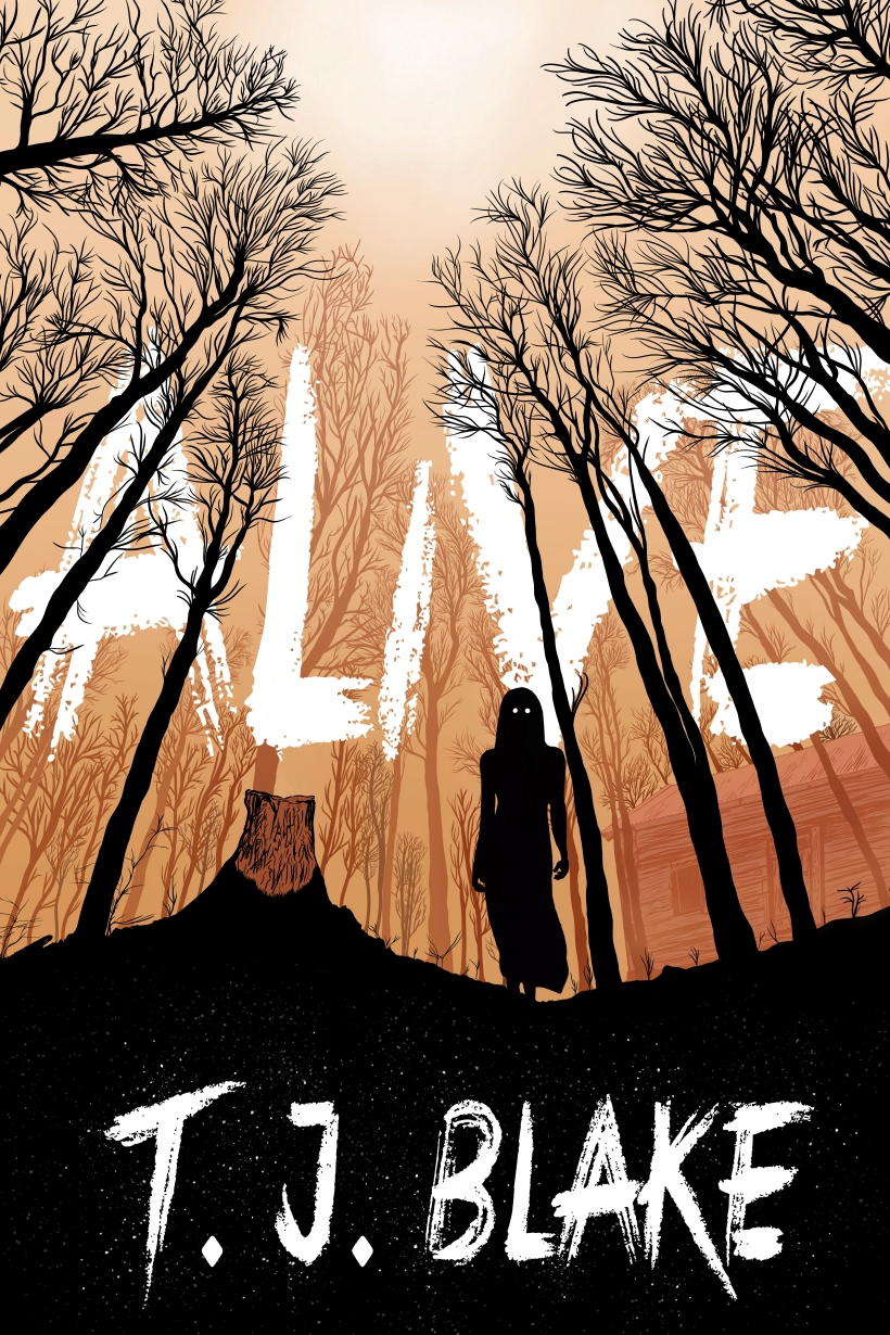 Alive ebook cover