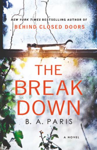 The Break Down B A Paris