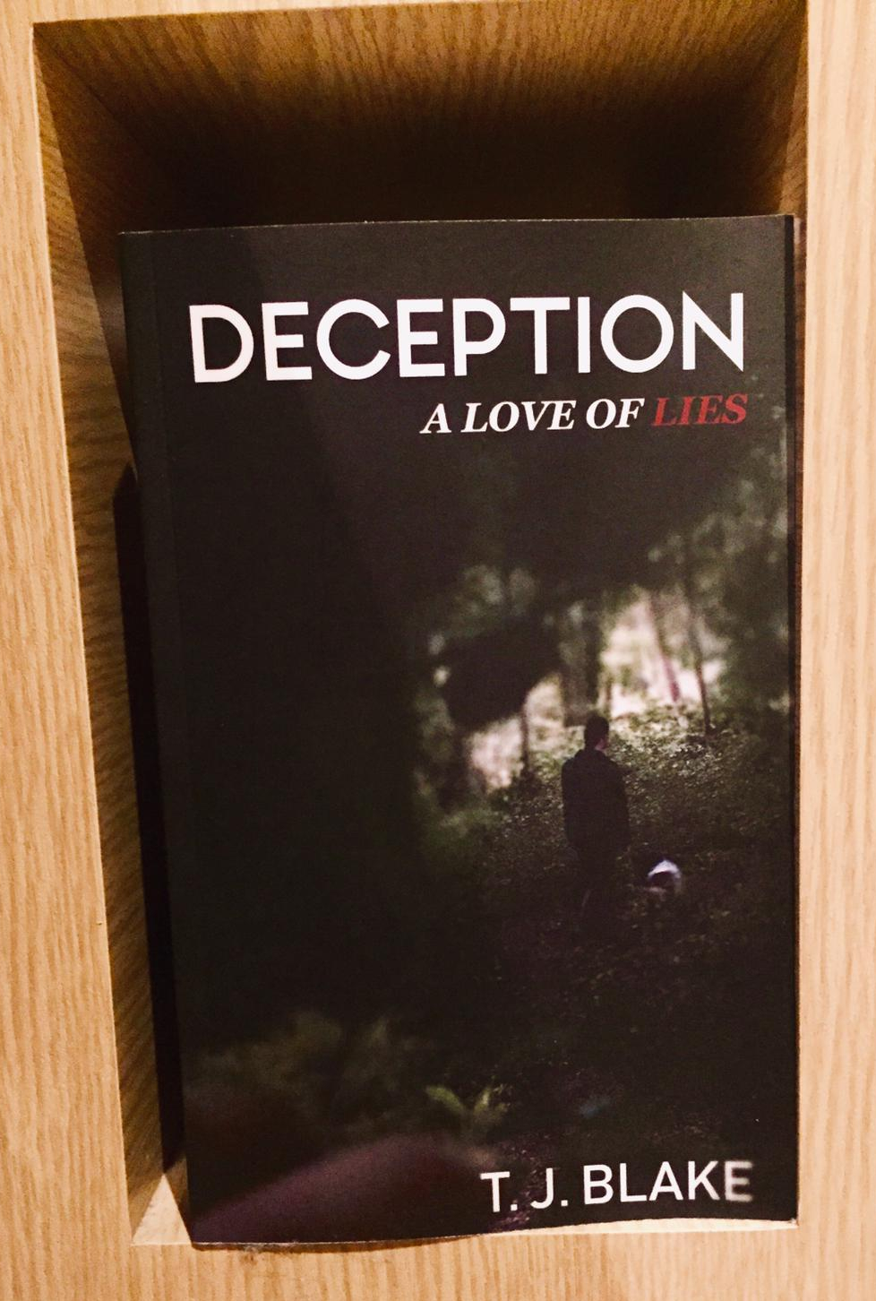 New Deception Book Cover