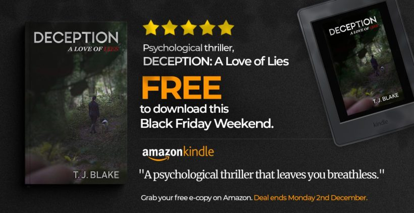 DECEPTION Black Friday Deal