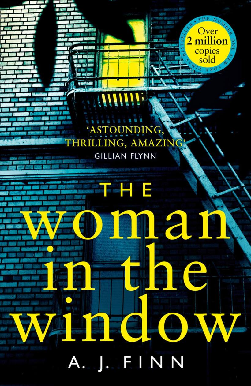 The Woman in the Window Review by T. J. Blake