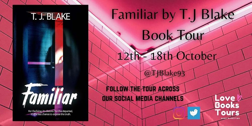 Familiar Love Book Tours October 2020
