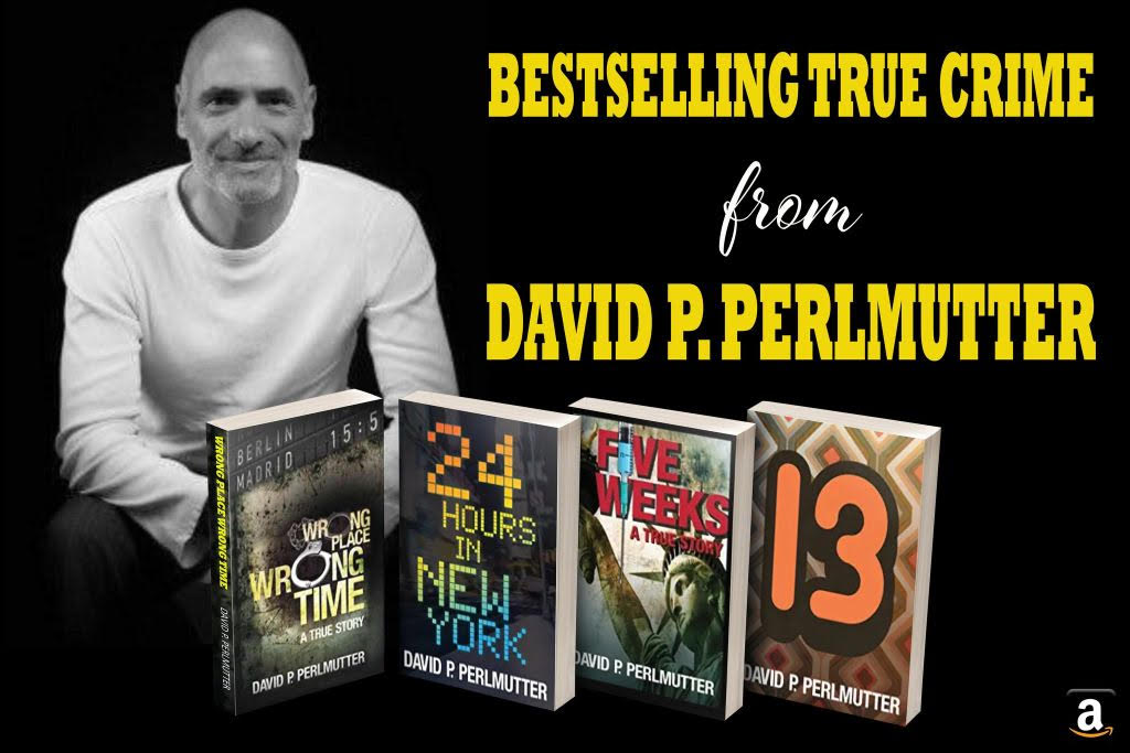 David P. Perlmutter Author Q&A with psychological thriller author T. J. Blake